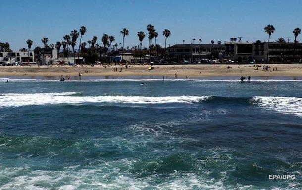В Калифорнии закрыли пляжи из-за масштабного прорыва канализации