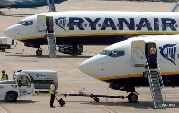 Мининфраструктуры: Ryanair зайдет в Украину в 2017 году