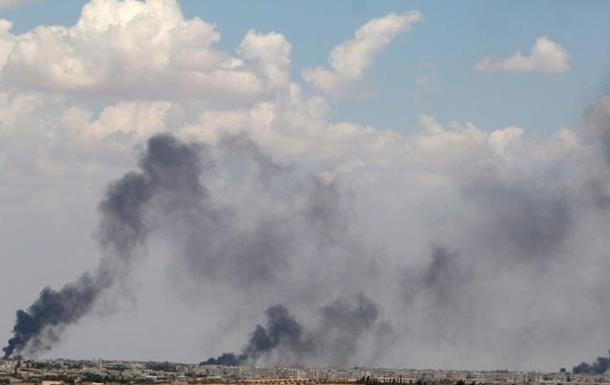 У Сирії в результаті ударів коаліції по місту Манбідж загинули 56 цивільних