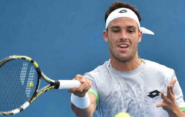 Итальянский теннисист дисквалифицирован за игру на тотализаторе