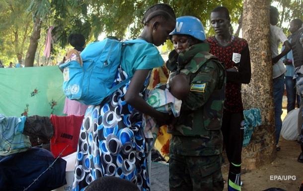 ООН осудила Германию за отзыв полицейских из Южного Судана