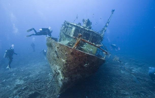 РФ отправила в Крым экспедицию на поиск затонувших кораблей