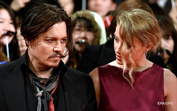 Джонни Депп требует засекретить суд о разводе
