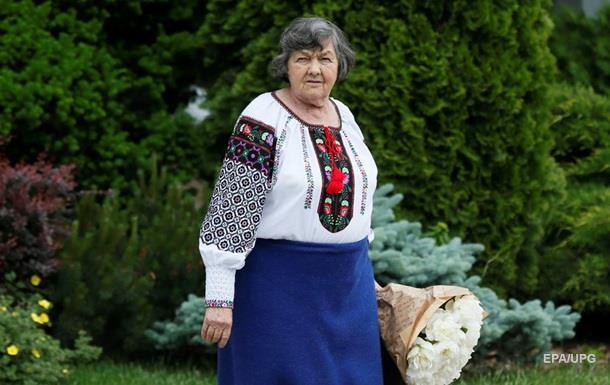 Мать Савченко получила землю в Киеве