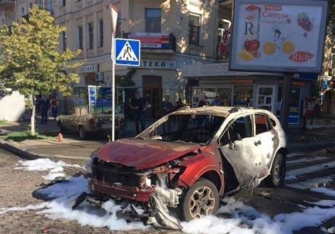 Зачем в Киеве взорвали журналиста Павла Шеремета