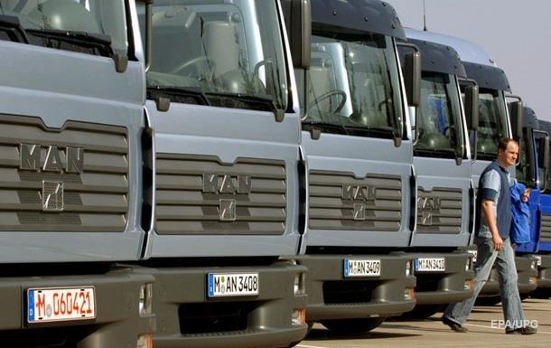 Украина грозится усложнить Турции проезд фур