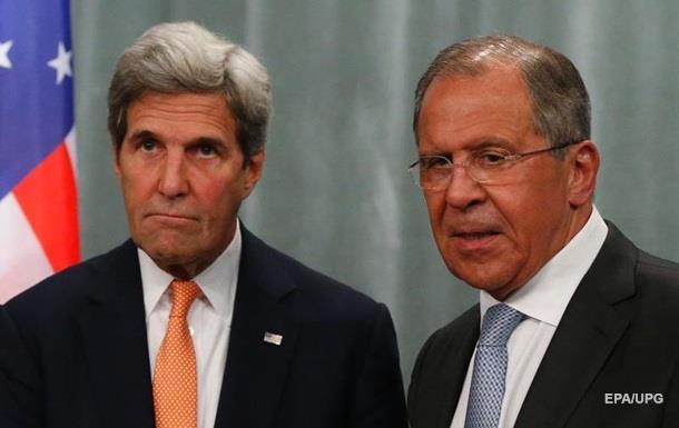 Лавров раскрыл подробности переговоров с Керри