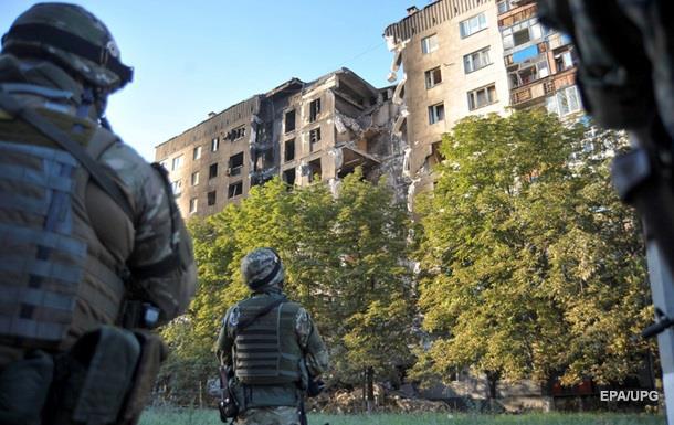 Порошенко поздравил жителей Донбасса с освобождением