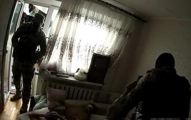 В Запорожье задержали сепаратиста с позывным  Пес