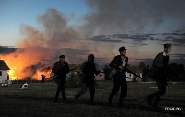 Сейм: На Волыни вырезали свыше 100 тысяч поляков