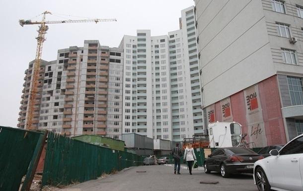 СМИ показали карту проблемных строек Киева