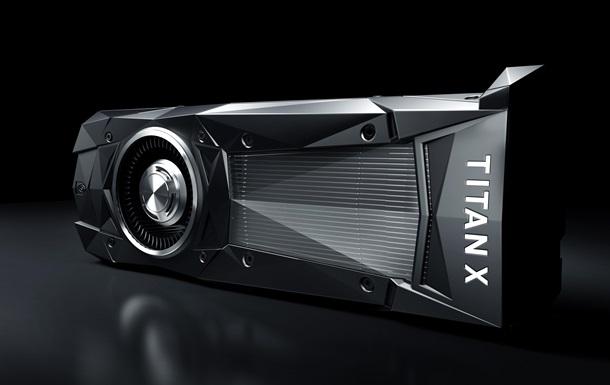 Следующее поколение NVIDIA Titan Xполучит наполовину больше транзисторов