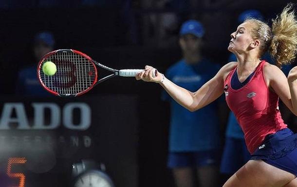 Бостад (WTA). Синякова выбивает Эррани и проходит в полуфинал