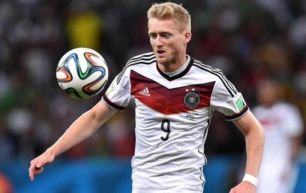 Шюррле - самый дорогостоящий немецкий футболист