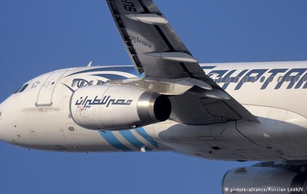 NYT: Egypt Air распался в воздухе из-за пожара