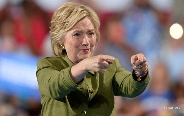 WikiLeaks рассекретил письма Клинтон об Украине