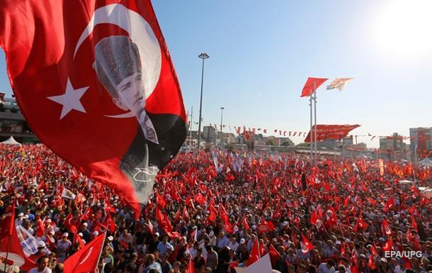 В Стамбуле протестуют против арестов