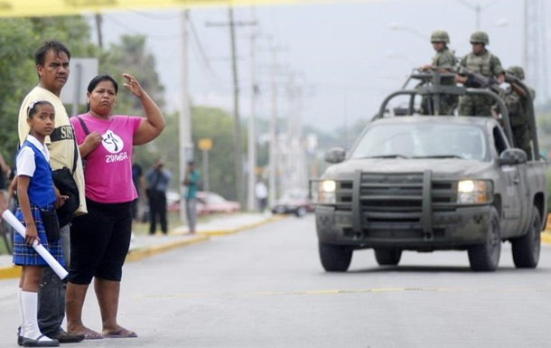В Мексике убили второго мэра города за выходные