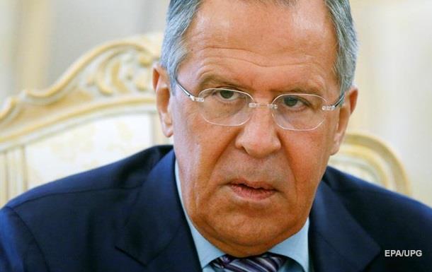 Лавров: К смене режима в Сирии призывают злодеи