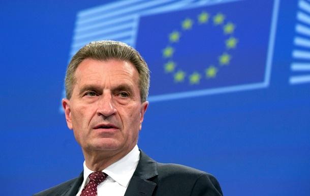 В Украину летит еврокомиссар по цифровой экономике
