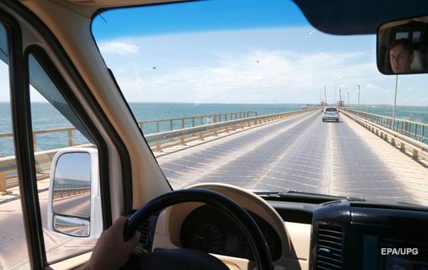 РФ выделила 100 миллиардов на трассу Керчь-Севастополь