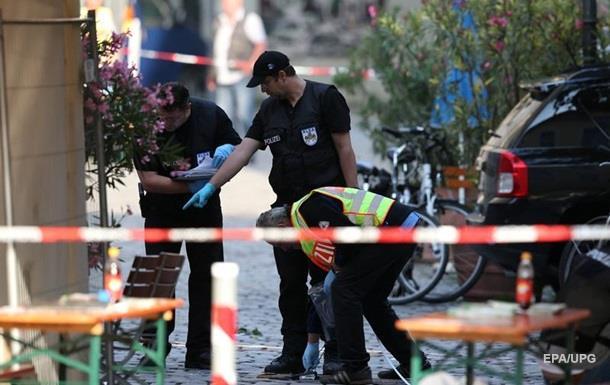 ІДІЛ взяла ответственность за взрыв в Германии