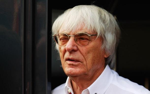 Грабители выкрали тещу 85-летнего руководителя Формулы-1