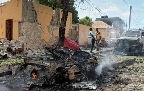 Теракт в Сомали возросло количество жертв