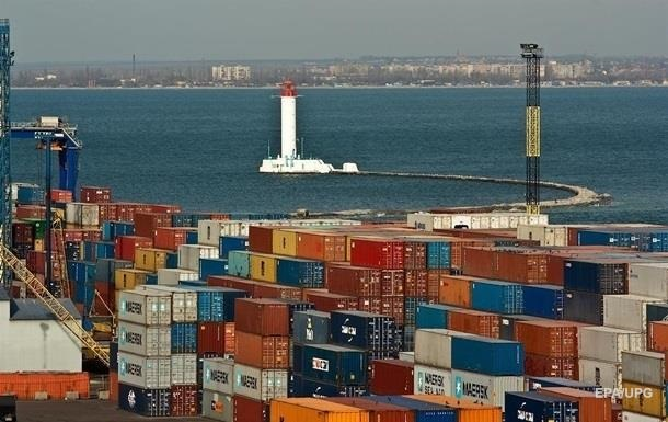 За три года товарооборот с ЕС упал на четверть - Клименко