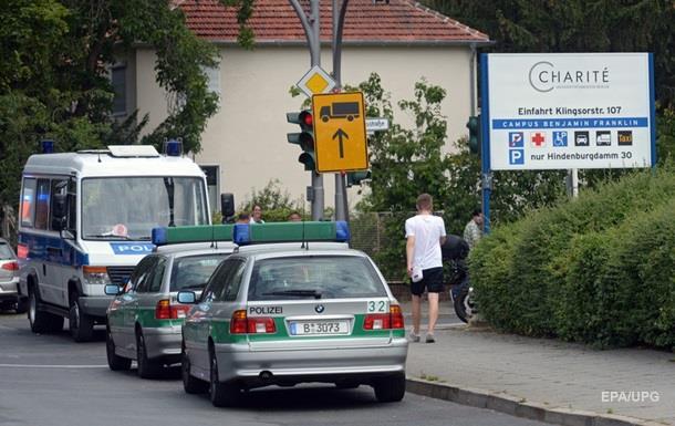Стрельба в Берлине не является терактом – полиция