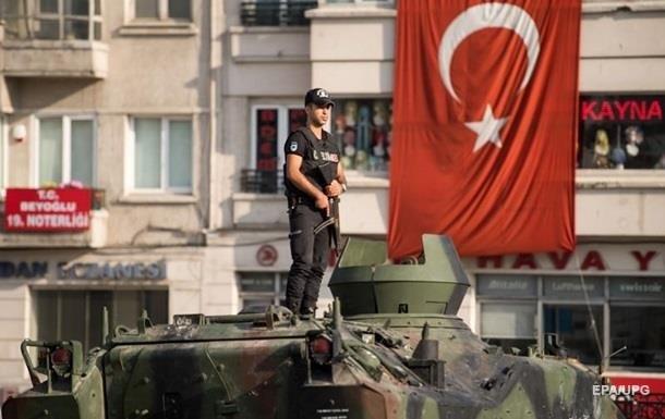 Турция описала масштабы попытки госпереворота