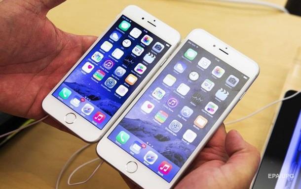 Apple заявила о взрывном росте продаж в России