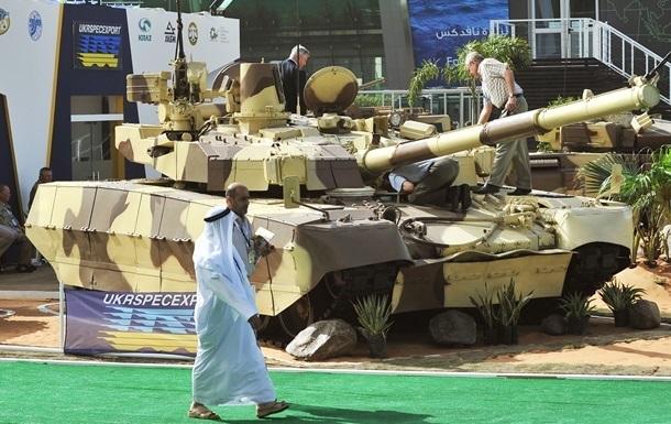 Украина передает Таиланду очередную партию танков