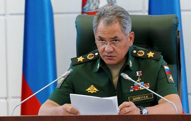 Шойгу рассказал о российских войсках в Крыму