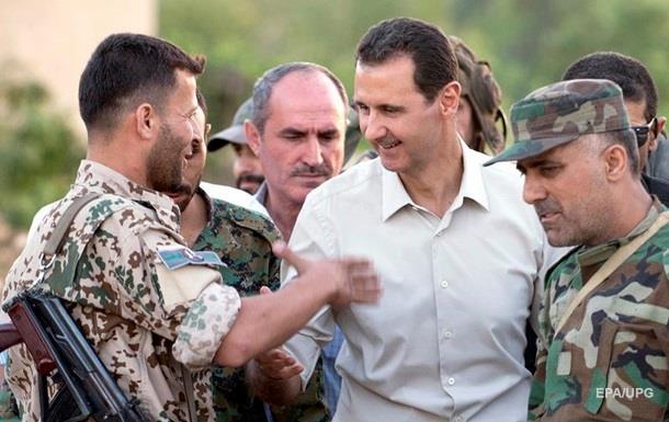 Асад пообещал амнистию боевикам, которые сложили оружие