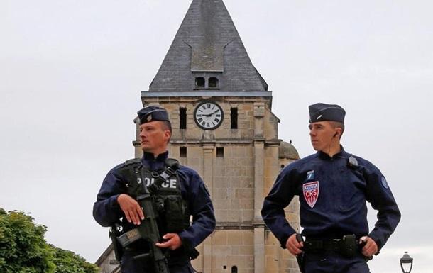 Стало известно имя второго нападавшего на церковь во Франции
