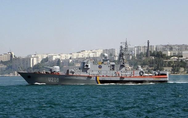 Адмирал рассказал, когда РФ вернет боевые корабли Украине