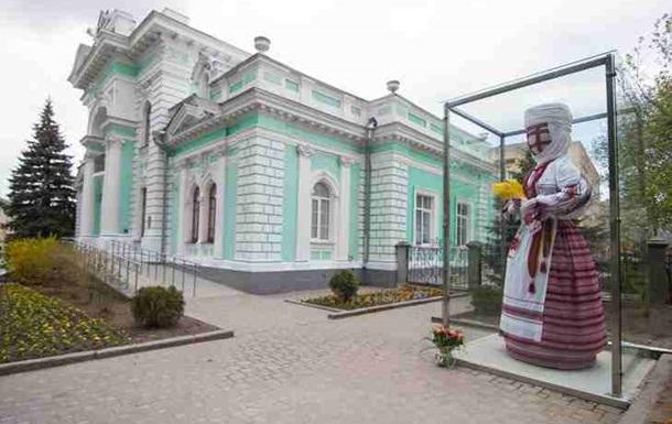 В Житомире разворовали деньги при создании Украинского дома