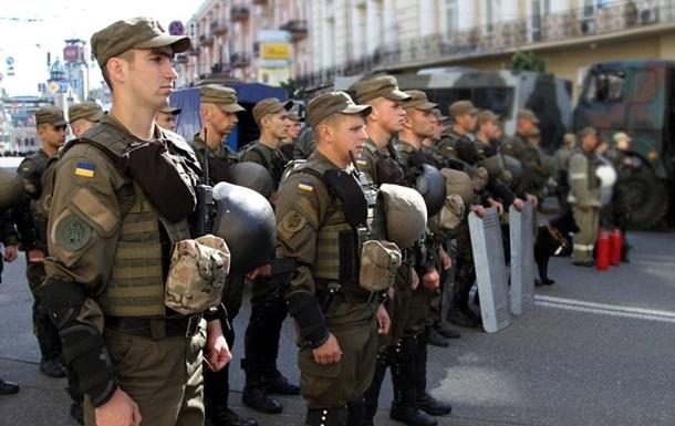 Командира роты Нацгвардии оштрафовали за взяточничество