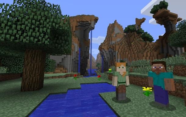 Игра Minecraft получит поддержку Oculus Rift