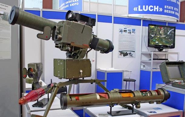 Алжир купил в Украине противотанковые комплексы Скиф