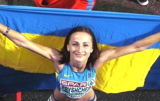 21-летняя чемпионка Европы признана лучшей спортсменкой Украины в июле