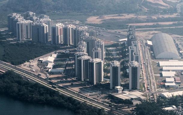 В Олимпийской деревне в Рио произошел пожар