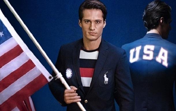 Американцы сравнили форму Олимпийской сборной США с флагом России