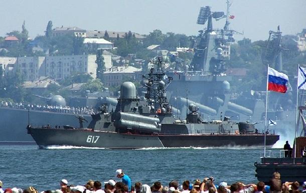 Зрителям парада в Севастополе придется платить за места