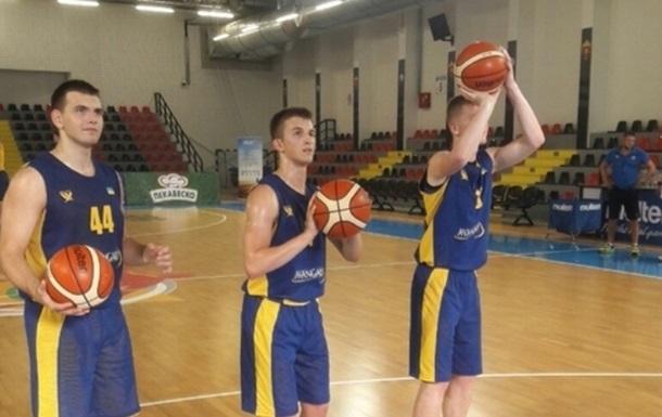 Евробаскет U-18: Украина добывает третью победу