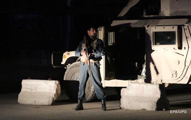 Напавшие на отель в Кабуле ликвидированы