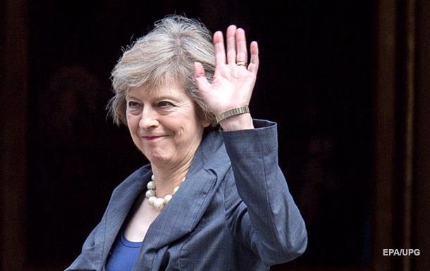 Порошенко обсудил РФ с новым британским премьером