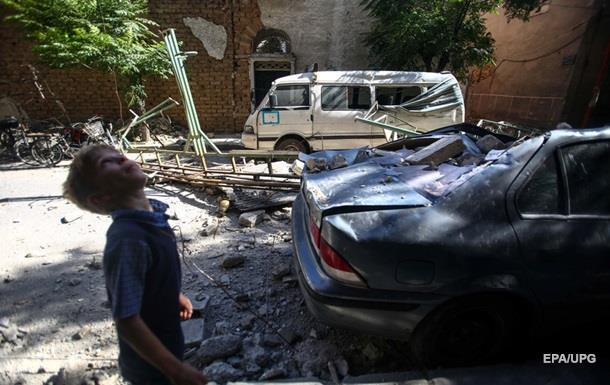 За сутки в сирийском Алеппо погибли 28 человек
