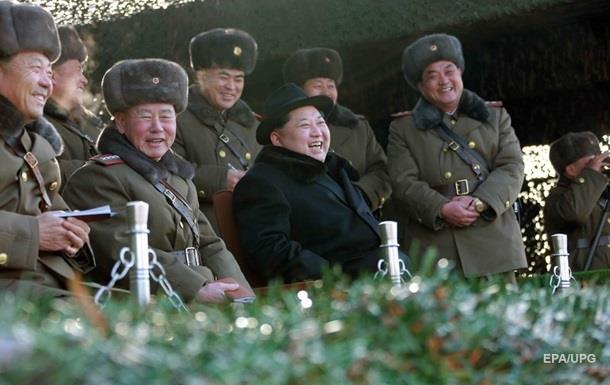 КНДР обвиняет США в подготовке к биохимической войне